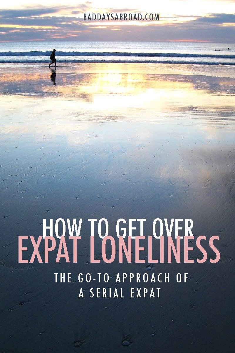 Expat loneliness