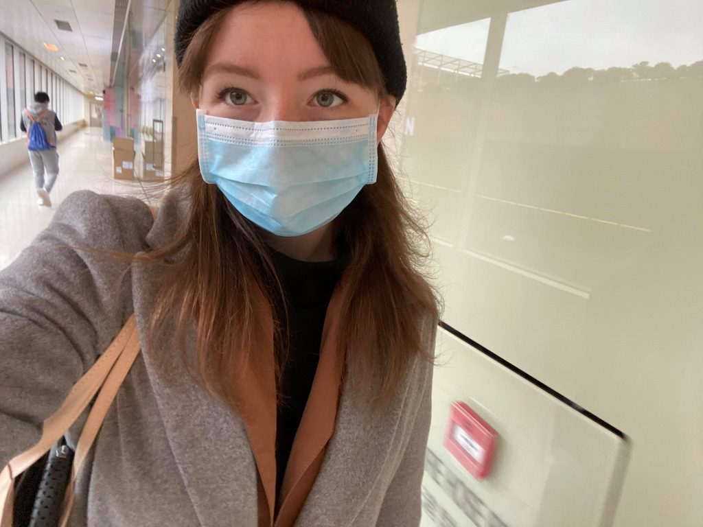 Canadian expat in Hong Kong during the second wave of coronavirus