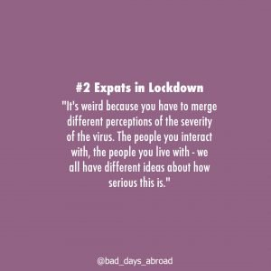 Read more about the article #2 Expats in Lockdown: Dealing with different mindsets around health care in the Netherlands