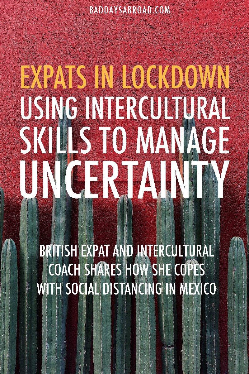 British expat quarantine in Mexico