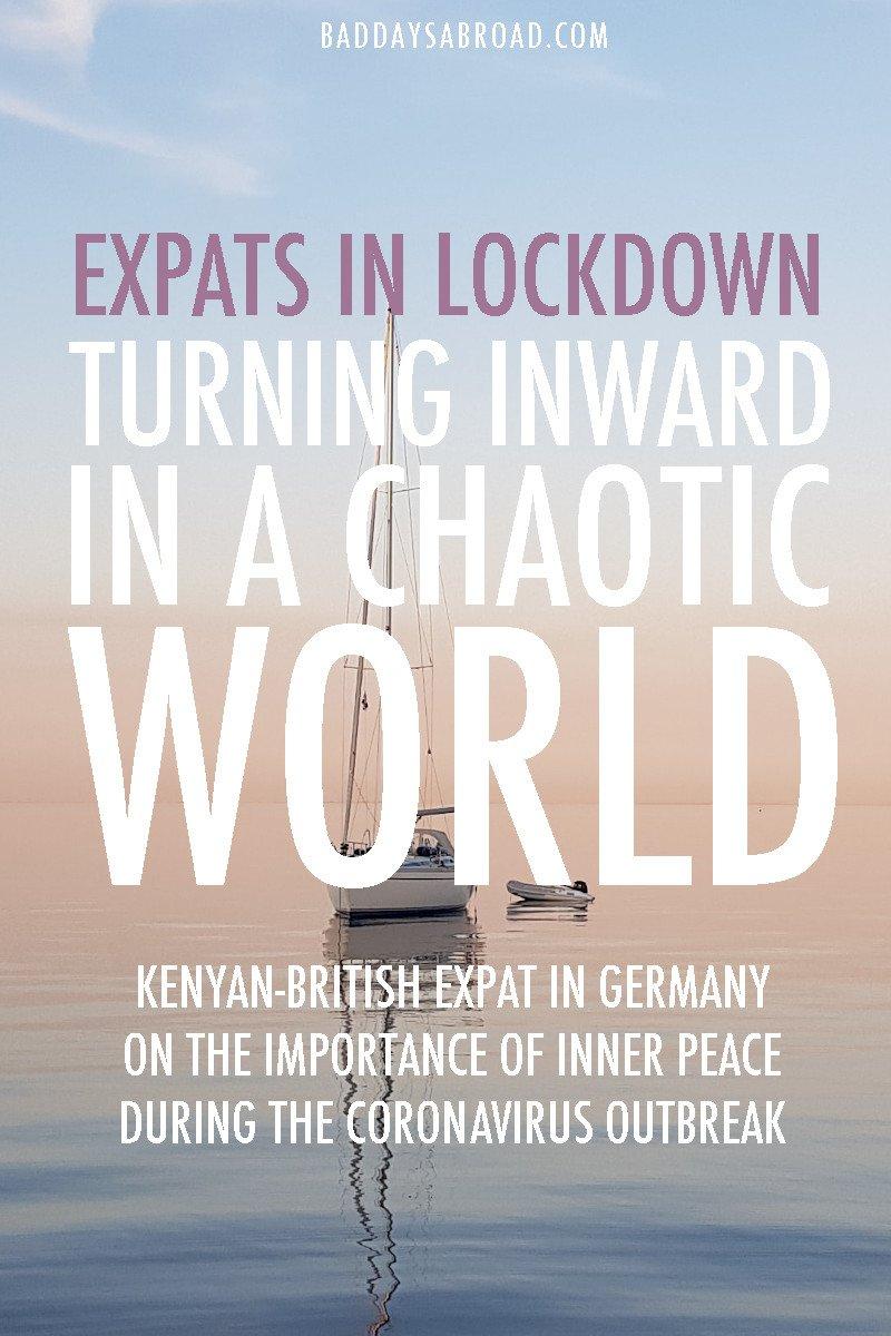 Expats in lockdown turning inward
