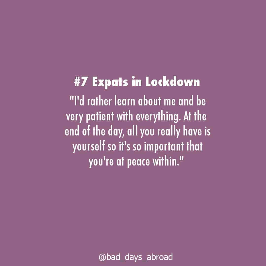 #7 Expats in Lockdown: Turning inward in a chaotic world (Kenyan-British TCK in Germany)