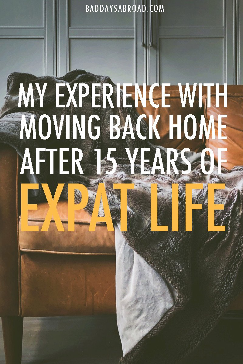 returning home after living abroad